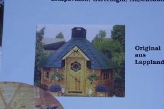 Bilder-Grillpavillon
