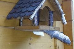 Bilder-Vogelhaus