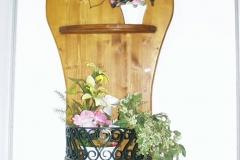 Bilder-Wandregal-für-Blumen