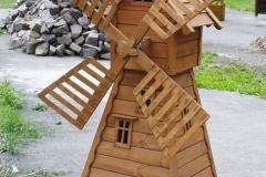 Bilder-Windmühle