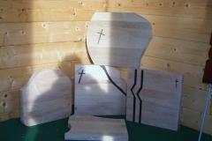 Bilder-Grabmale-Holz