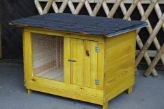 Bilder-Hundehütte-und-Kaninchenstall-II