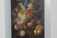 Puzzle-Blumenstrauß