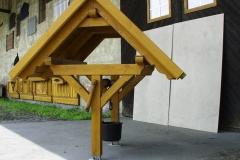 Bilder-Brunnendach-Firma